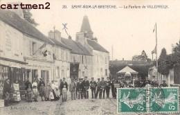 SAINT-NOM-LA-BRETECHE LA FANFARE DE VILLEPREUX FETE MUSIQUE KIOSQUE 78 YVELINES - St. Nom La Breteche