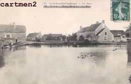 SAINT-BENOIST-D'AUFFARGIS LA MARE 78 YVELINES - Auffargis