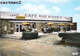 "VELIZY-VILLACOUBLAY  CAFE BAR TABAC ""BIDON V "" 78 YVELINES - Velizy"