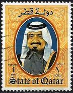Qatar 1984 - Emir Hamad Bin Ali Al-Thani ( Mi 861 - YT 501 ) - Qatar