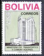 BOLIVIA-Mi. 1091-BOL-9166 - Bolivie
