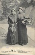 En Corrèze  CPA 1914 - Personnages