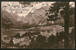 Austria 1926 Tragoess Oberort Steiermark View Picture Post Card # 146 - Other