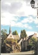 Cpsm Gf -  Béhuard - L'Eglise Façade Nord     27 - Other Municipalities