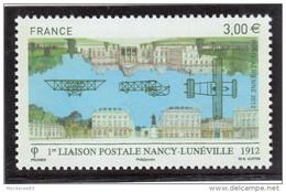 FRANCE 2012 NANCY LUNEVILLE YT PA 75 NEUF**  -      TDA194