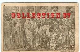 GUERRE 14-18 - CARTE De H. De GROUX Pour LA JOURNEE Du SECOURS NATIONAL - Edit DEVANBEZ à PARIS - Guerre 1914-18