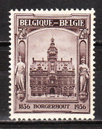 436**  Hôtel De Ville De Borgerhout - Bonne Valeur - MNH** - COB 60 - Vendu à 13% Du COB!!!!