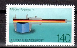 Bund 1988 Mi. 1378 ** Made In Germany Postfrisch (6737)