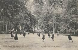 Anvers - Notre Dame De Sion - Le Spiro-ball Et Le Tennis - Antwerpen