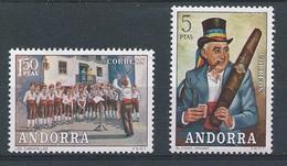 Andorra - Spaans         Y /T      73 + 74       (XX)