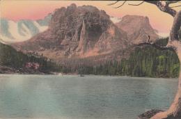 Lock Vale Rocky Mountain Colorado - Zonder Classificatie