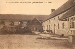 France - 22 - Saint-Brieuc - Etablissement De Saint-Ilan - La Ferme - Saint-Brieuc