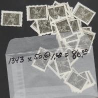 RUSSIA -  1949 15k Miner X50. Clearance Lot. Scott 1343. MNH ** Catalogue $80+