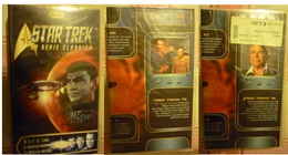 Lotto Videocassette VHS Star Trek - Fantascienza E Fanstasy