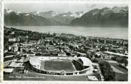 SVIZZERA  SUISSE  VD  LAUSANNE  Stade Olimpique  Stadio Stadium Estadio - VD Vaud