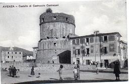 AVENZA - CASTELLO DI CASTRUCCIO CASTRACANI - CARRARA - VIAGGIATA - Carrara