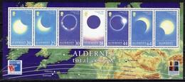 Alderney - Mi-Nr Block 6 Postfrisch / MNH ** (J1234)