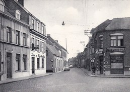 Baasrode Kerkstraat, Café Terminus, Bacchus Pils, Byrhh (pk36197) - Dendermonde