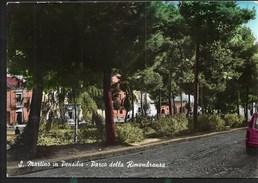 San Martino In Pensilis Parco Della Rimembranza - Other