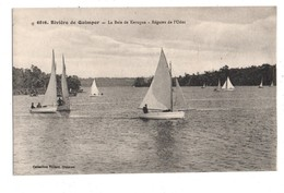 29 - Rivière De Quimper . La Baie De Kerogan . Régates De L'Odet - Réf. N°2782 - - Quimper