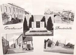 Denderbelle, Groeten Uit Denderbelle, 5 Zichten (pk36203) - Lebbeke