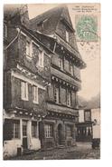 29 - CARHAIX . Vieilles Maisons De La Rue Pavé - Réf. N°2785 - - Carhaix-Plouguer