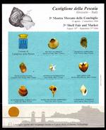 BF69 - CONCHIGLIE , Ricordo Della 3a Mostra Mercato A Castiglione Della Pescaia