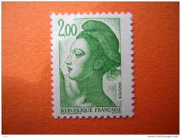 FRANCE /  N° 2484  NEUF** - France