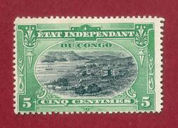 Belgian Congo - 5 C - 1894/1900 - Kongo - Brazzaville