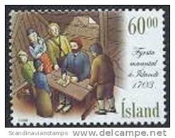 IJsland 2003 Volkstelling PF-MNH - 1944-... Republik