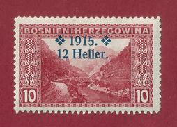 Bosnia - 12 H - 1915 - Bosnien-Herzegowina