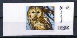 Deutschland M.I. 'Waldkauz, Vogel Des Jahres' / Germany 'Tawny Owl, Bird Of The Year' **/MNH 2017