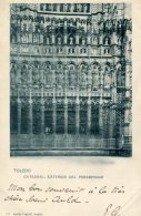 SPAIN - Toledo - Catedral Exterior Del Presbiterio - España