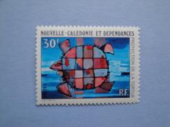1978  Nouvelle Calédonie Yvert  420 **  Sea Turtles Protection Des Tortues  Scott Xx Michel 611  SG Xx Animals - Nouvelle-Calédonie