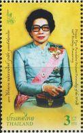 XF0134 Thailand 2015 Royal Family 1v MNH - Thailand