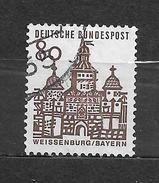 GERMANIA Germany Deutsche N. 328/US Weyssenburg   1964/1965