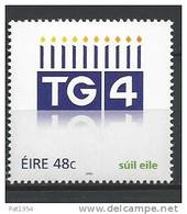 Irlande 2006 N°1712 Neuf **  Télévision TG4 - Neufs
