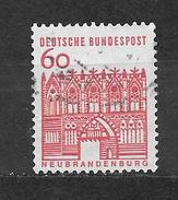 GERMANIA Germany Deutsche N. 327/US Neubrandenburg   1964/1965
