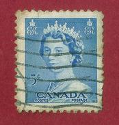 Canada - 5 C - 1953