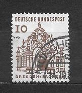 GERMANIA Germany Deutsche N. 322/US Dresden  1964/1965