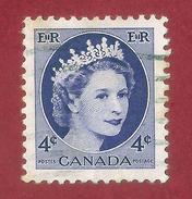 Canada - 4 C - 1954