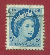 Canada - 5 C - 1954