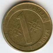 Finlande Finland 1 Markka 1994 M KM 76 - Finlande