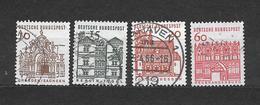 GERMANIA Germany Deutsche N. 322-323-324-327/US 1964/1965 Lot Lotto