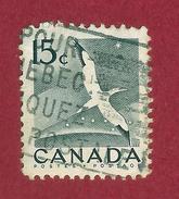 Canada - 15 C - 1954
