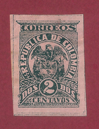 Colombia - 2 C- 1904 - Colombia