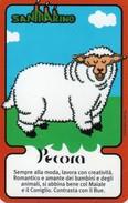 *SAN MARINO - OROSCOPO CINESE (7060)* -  2^ Emissione - Spezzatura NUOVA (MINT) - San Marino