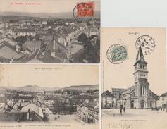 17 / 5 / 182  - Lot  De      14  CPA  &  1  CPSM  DE  SAINT  DIÉ  ( 88 )  - Toutes Scanées - 5 - 99 Cartes