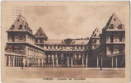 TORINO, Castello Del Valentino, 1925 Used Postcard [20093] - Castello Del Valentino