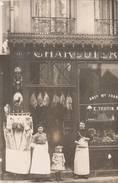 Clichy La Garenne - EXCEPTIONNEL Lot De  11 Cartes Photos - Charcuterie Toutin 117 Rue De Paris - Toutes Scannées Recto- - Clichy